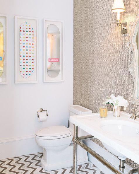 The Girl\u0027s Bathroom Small bathroom, Girl bathrooms and Bathroom