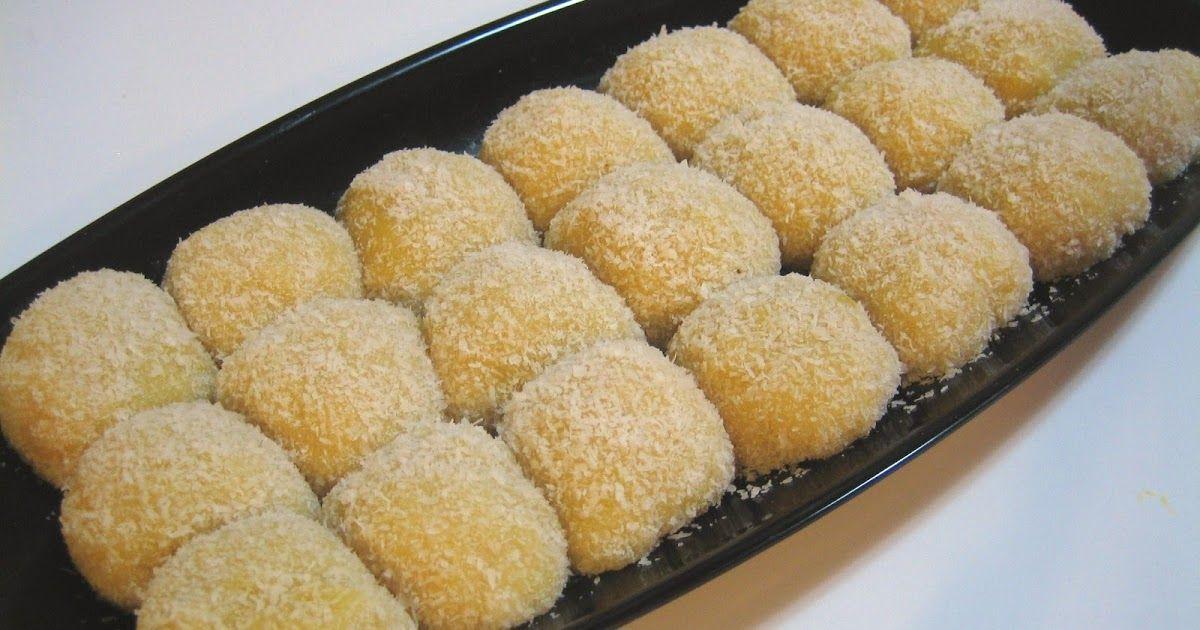 Mrs. Ip's Kitchen: Mango Mochi/Glutinous Rice Balls/Sticky ...