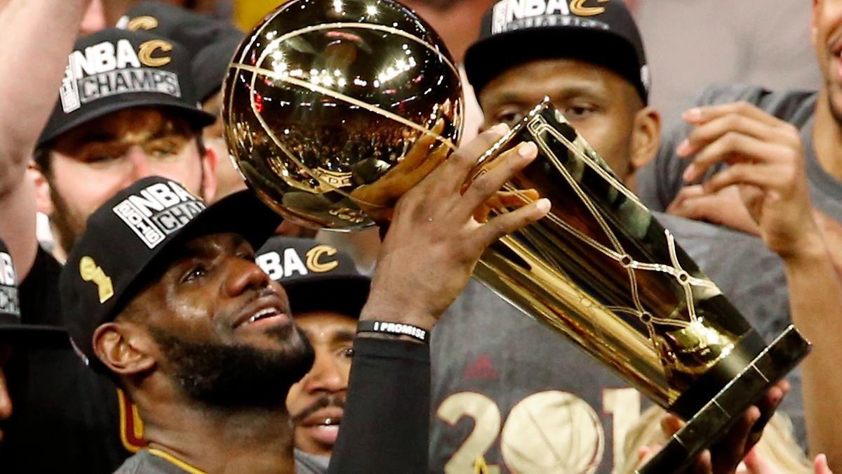 Erster Titel der Vereinsgeschichte: Cleveland Cavaliers holen Meisterschaft