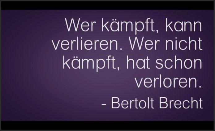 #brecht #Zitat #quote