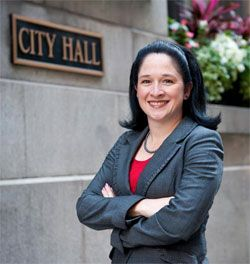 Susana A Mendoza D Chicago City Clerk Where To Find Her Http Chicityclerk Com Office Info About City Cl Chicago Pride Government Politics Women Leaders