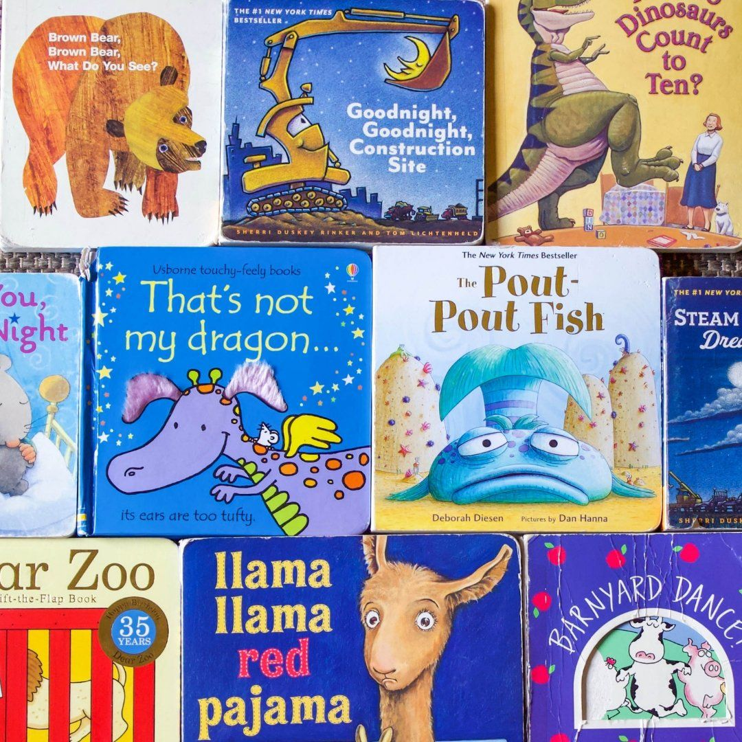 board books for toddlers online