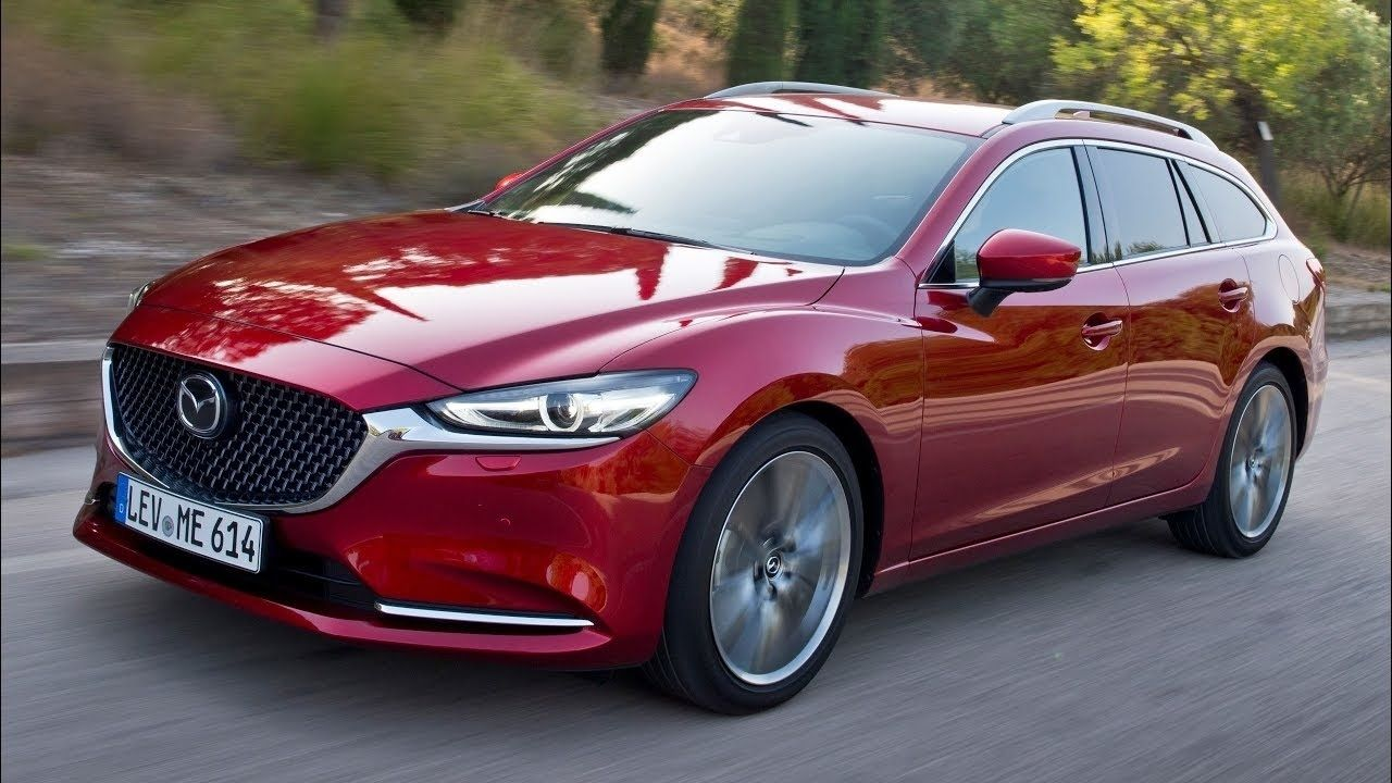What Will The 2019 Mazda 6 Wagon Be Released Mazda 6 Wagon Mazda Mazda 6