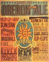 7941df707 Oberon Poster - Summer Featuring Oberon