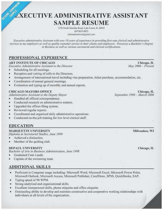 Pin by Steve Moccila on Resume templates | Sample resume ...