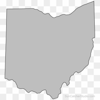 Ohio Outline Clip Art Pattern Printable Downloadable Outline Ohio State Png Transparent Png Ohio Outline Clip Art Pattern Art