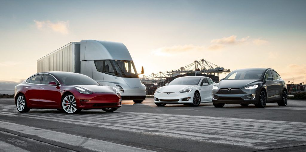 Tesla Explains The Differences In Its Growing S3xy Electric Car Lineup In One Chart Https T Co Ftgrclmeeh By Fredericlambert In 2020 Tesla Tesla Model Electric Cars