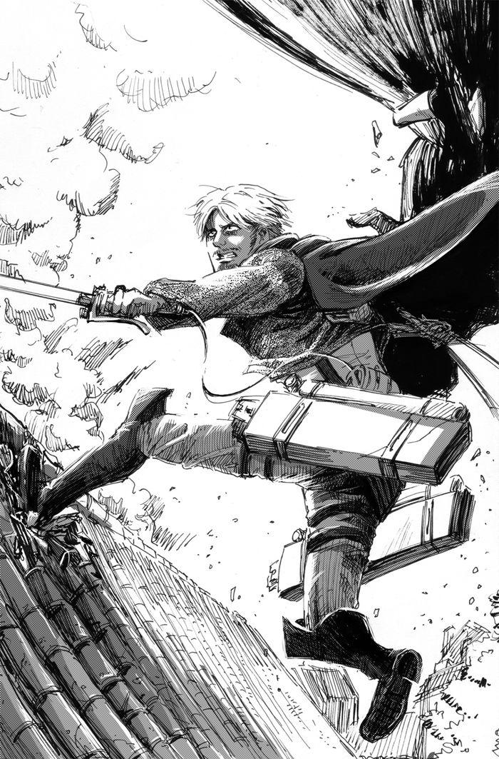Pinterest Attack on titan anime, Attack on titan series