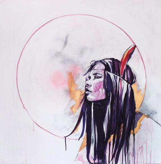 #streetart #art #navajo #boho #bohemian  Www.hannahchloe.bigcartel.com