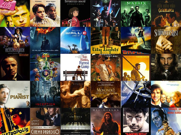 Top 100 Family Movies Of All Time