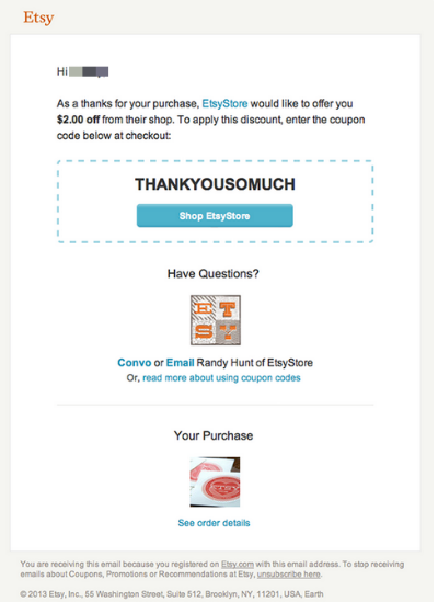 9 Effective Examples Of Triggered Email Campaigns Post Purchase