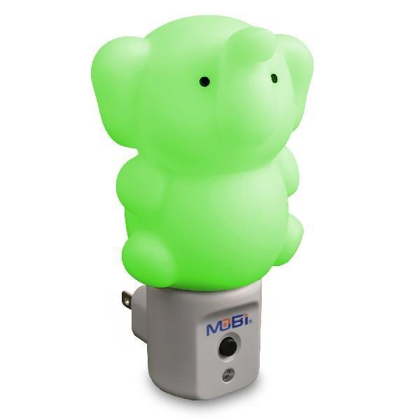 Mobi Technologies, Inc. WallMate Nitelite - Elephant - 70281 shoptutti-bambini.com