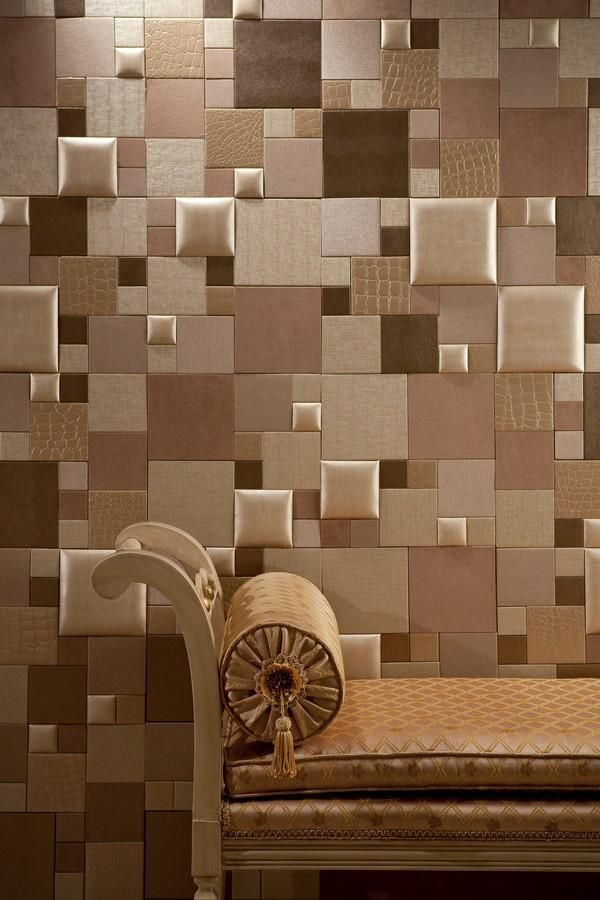 Tiles For Wall Decor Mesmerizing Paredesdecoradas  Ideias Para A Casa  Pinterest  Wall Decorating Design