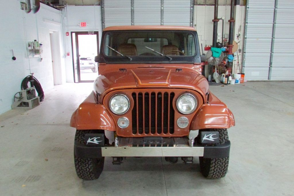1983 Jeep Cj 7 Limited Edition En 2020