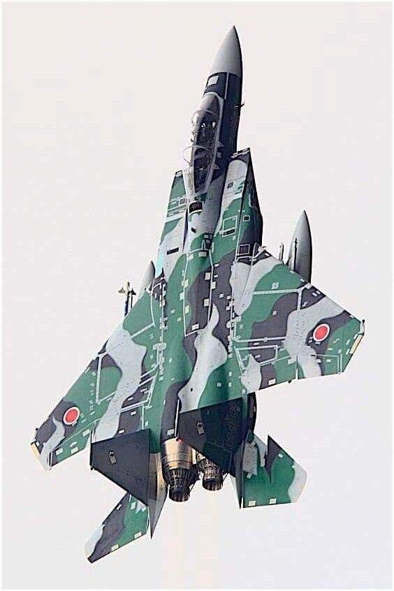 F15 Japan Military Aircraft Military Aircraft Airplane
