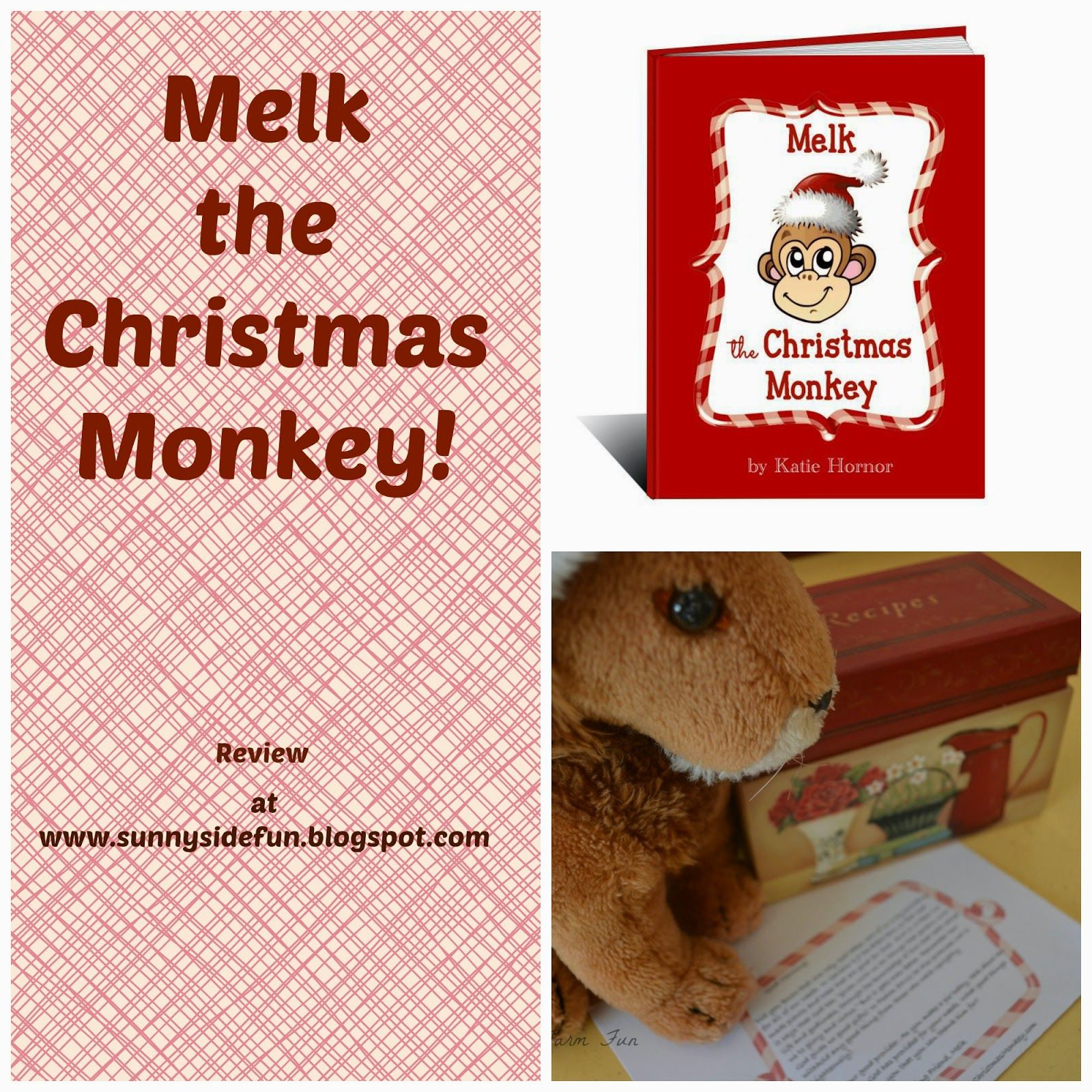 Sunnyside Farm Fun: Melking Christmas Fun (Review
