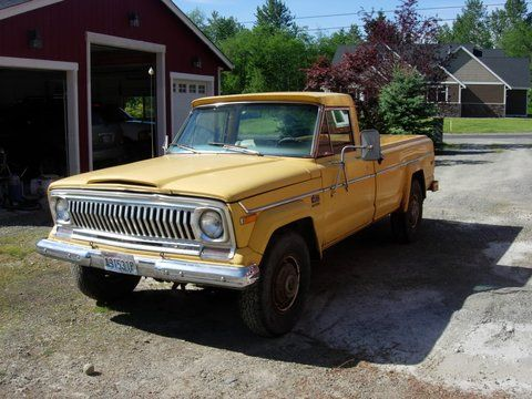 Jeep J20 For Sale >> 1975 Jeep J20 For Sale Photo By Tcwatts2 Photobucket