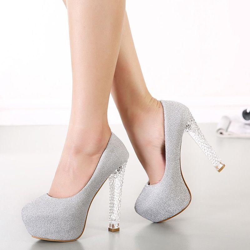Damen Schuhe Pumps Stiletto Elegant High Heels Sexy Fashion Gr.34 39 Nachtclub