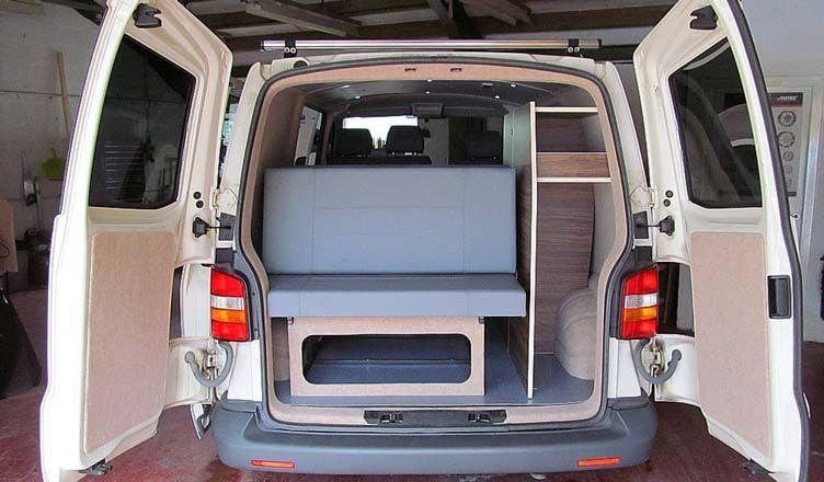 Camperizar furgoneta vito transporter vivaro planos - Muebles para camperizar furgonetas ...