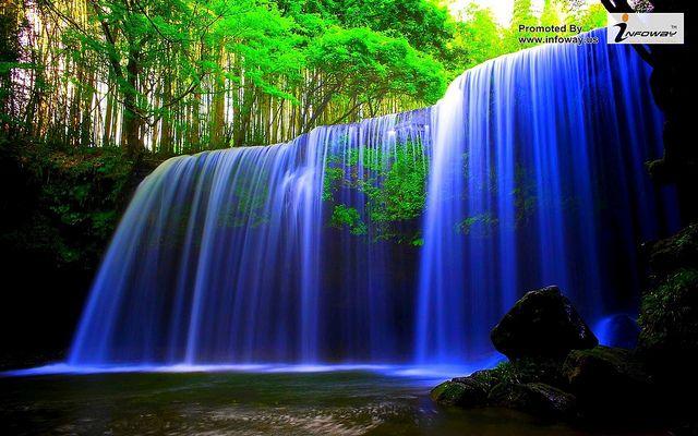 Amazing Waterfalls Of This Beautiful World