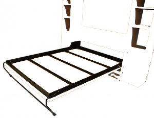 Panel Bed Diy Murphy Bed Frame Kit Murphy Bed Frame Panel Bed Frames Murphy Bed Diy