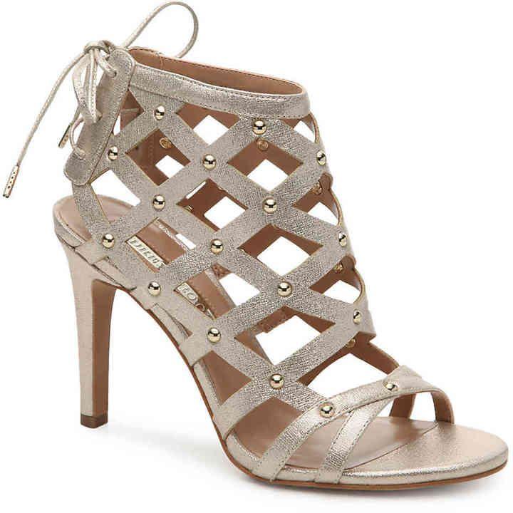 Scarpe Sposa Monza.Audrey Brooke Monza Sandal 29 Off Dsw Womens Gold Sandals
