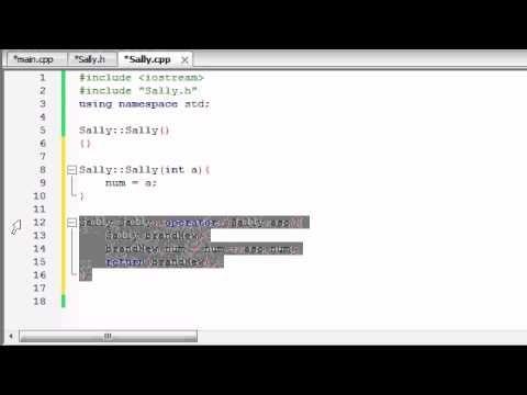 bucky c++ template