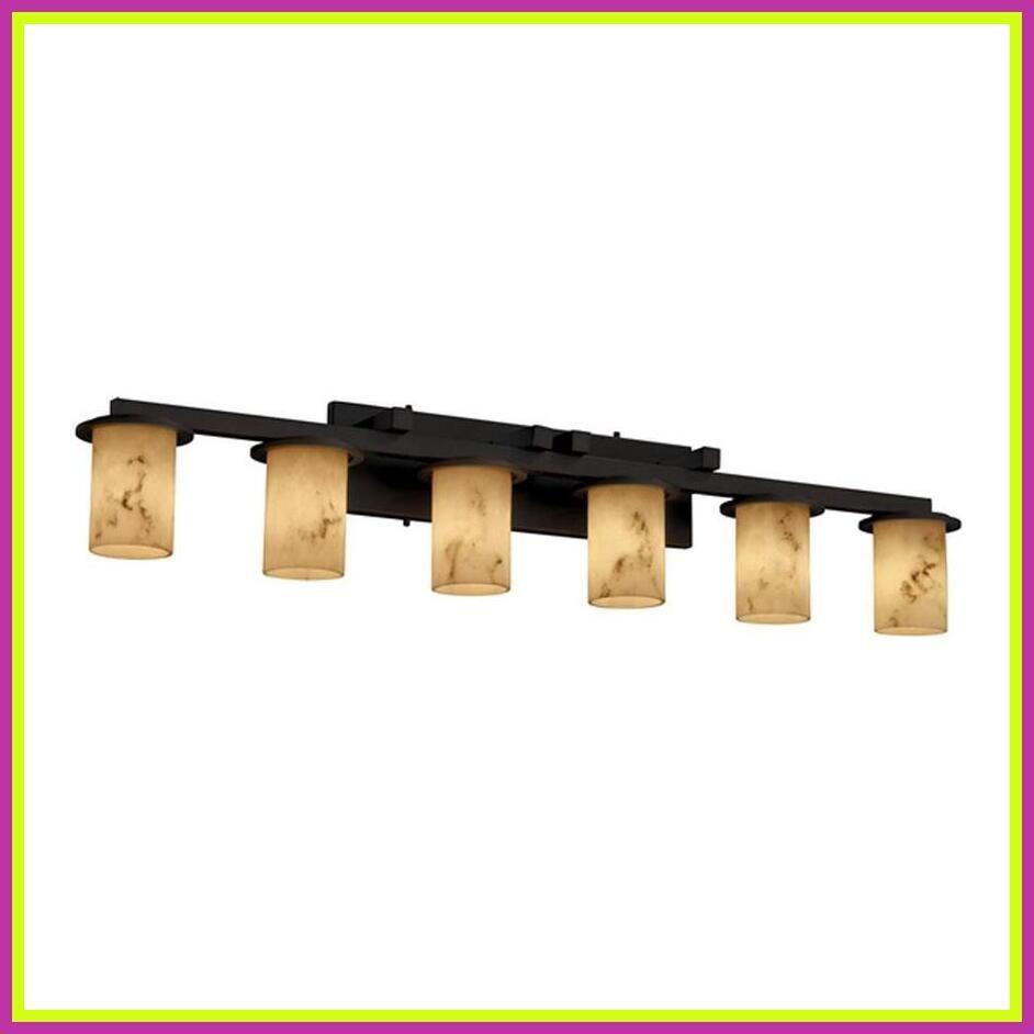 Photo of 48 Reference of the bathroom lights black matt