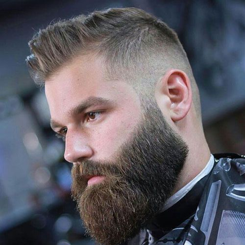 23 Best Full Beard Styles For A Badass Manly Look 2019