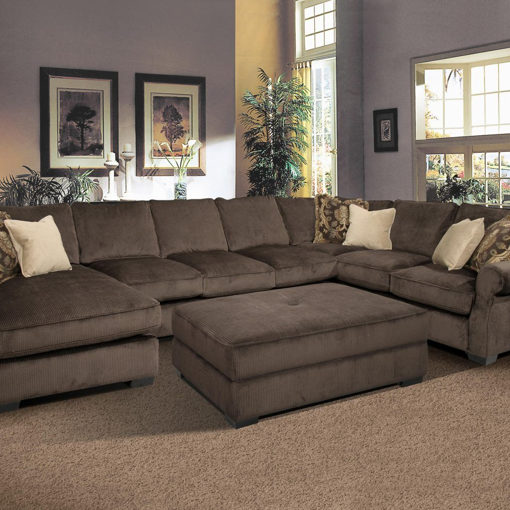 Extra large living room sets http intrinsiclifedesign for Large sofa small room