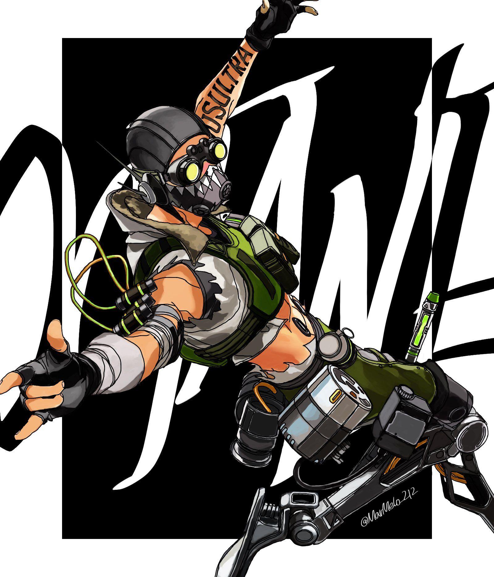 Apex Legends'ın Yeni Karakteri Octane Neler Yapabiliyor