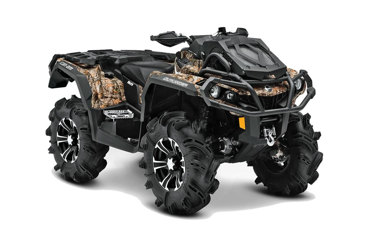 Can Am Outlander 1000 Xmr >> Can Am Outlander 1000 Xmr Can Am Atv Offroad Atv