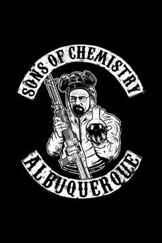 Breaking Bad + Sons of Anarchy = Best of Both Worlds!!!