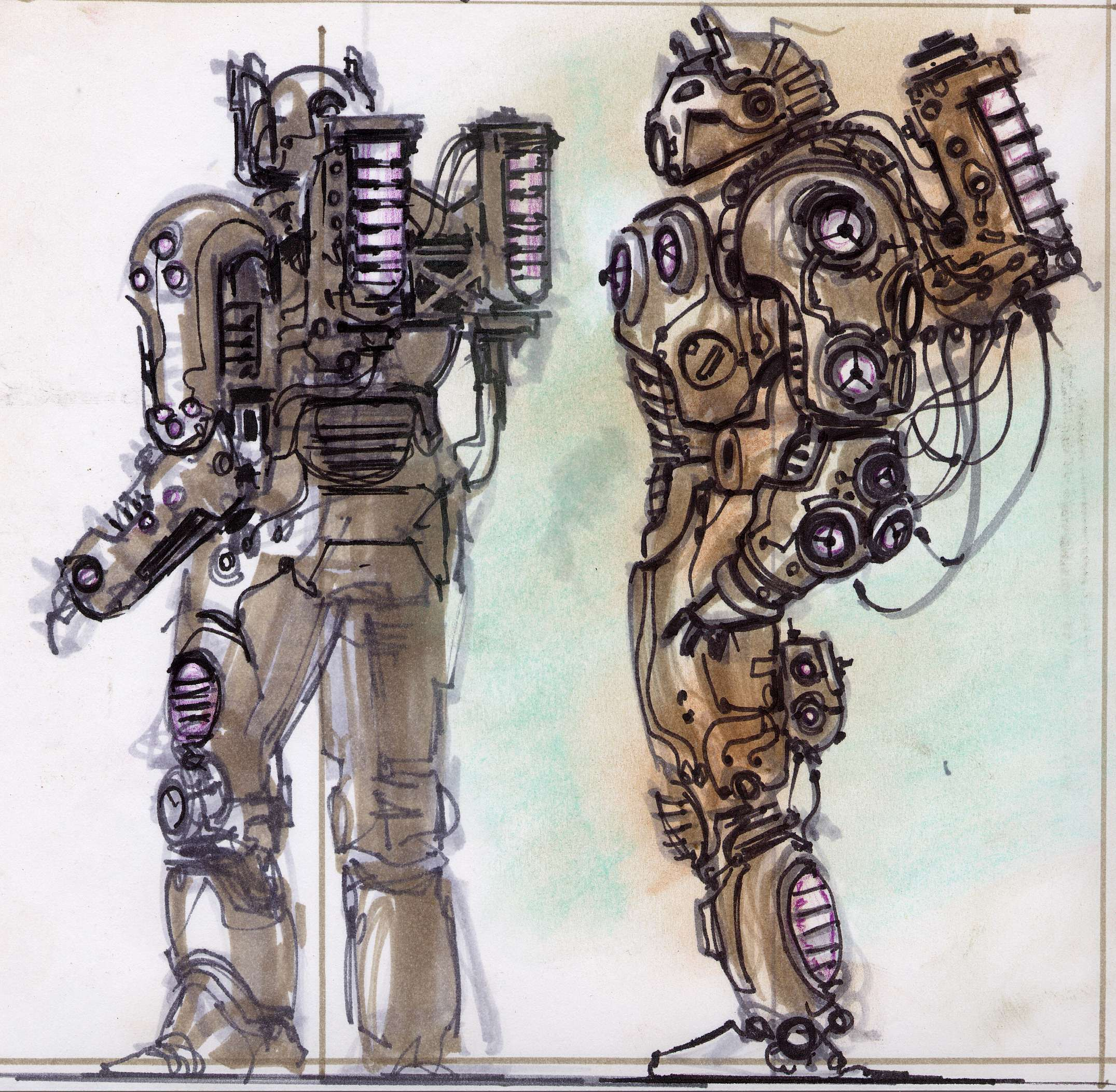 Fallout 4 Character Design Ideas : Tesla armour fallout pinterest sci fi and