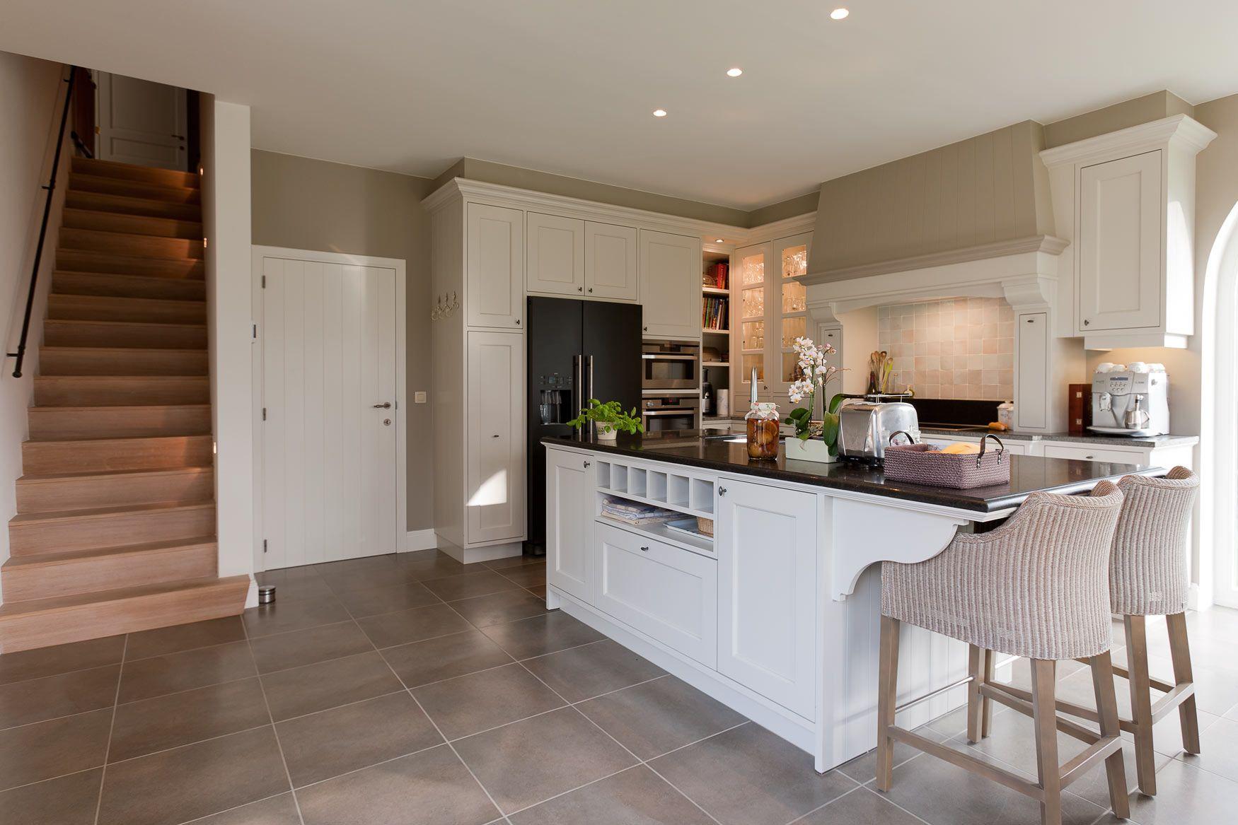 Landelijke keukens hoskens interieurstudio home for Landelijke stijl interieur