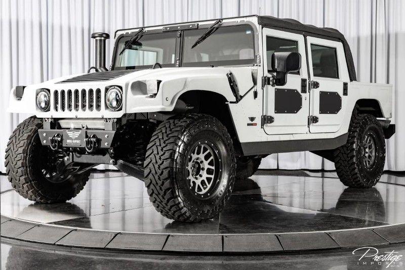 2019 Hummer H1 For Sale 199 950 2212846 Hummer H1 Hummer Hummer For Sale