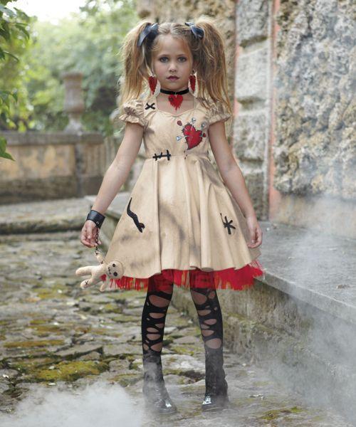 Voodoo Doll Girls Costume Halloween Costumes Halloween Costumes