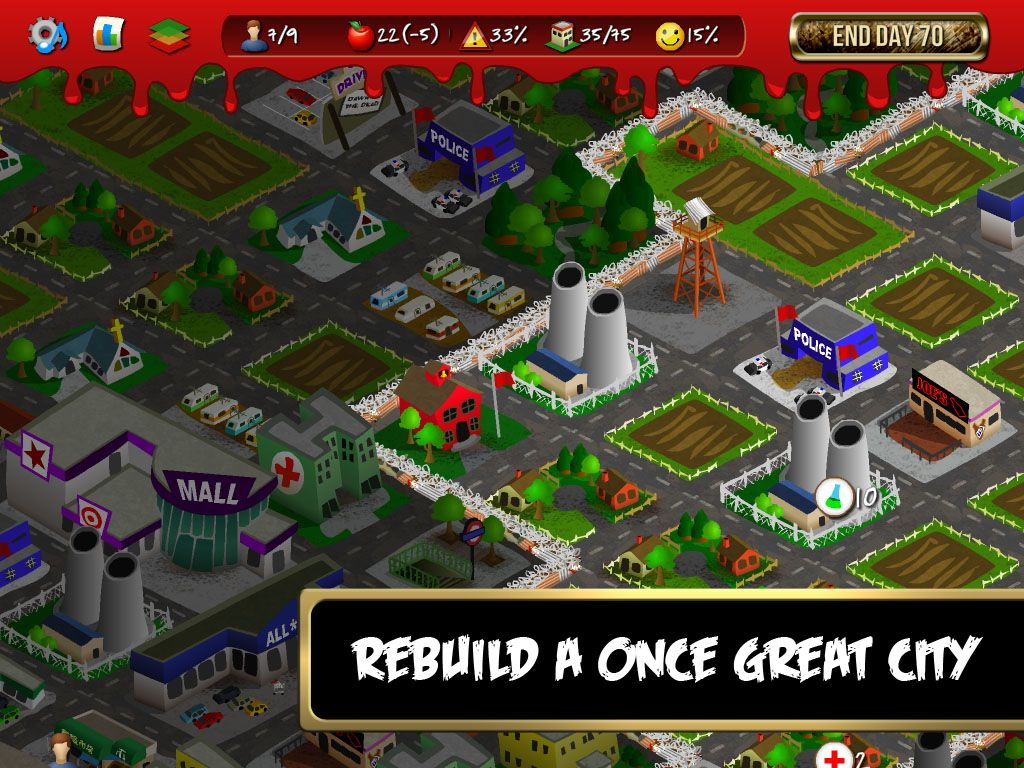 Zombie Strategy Flash Games Rebuild Games Game Google
