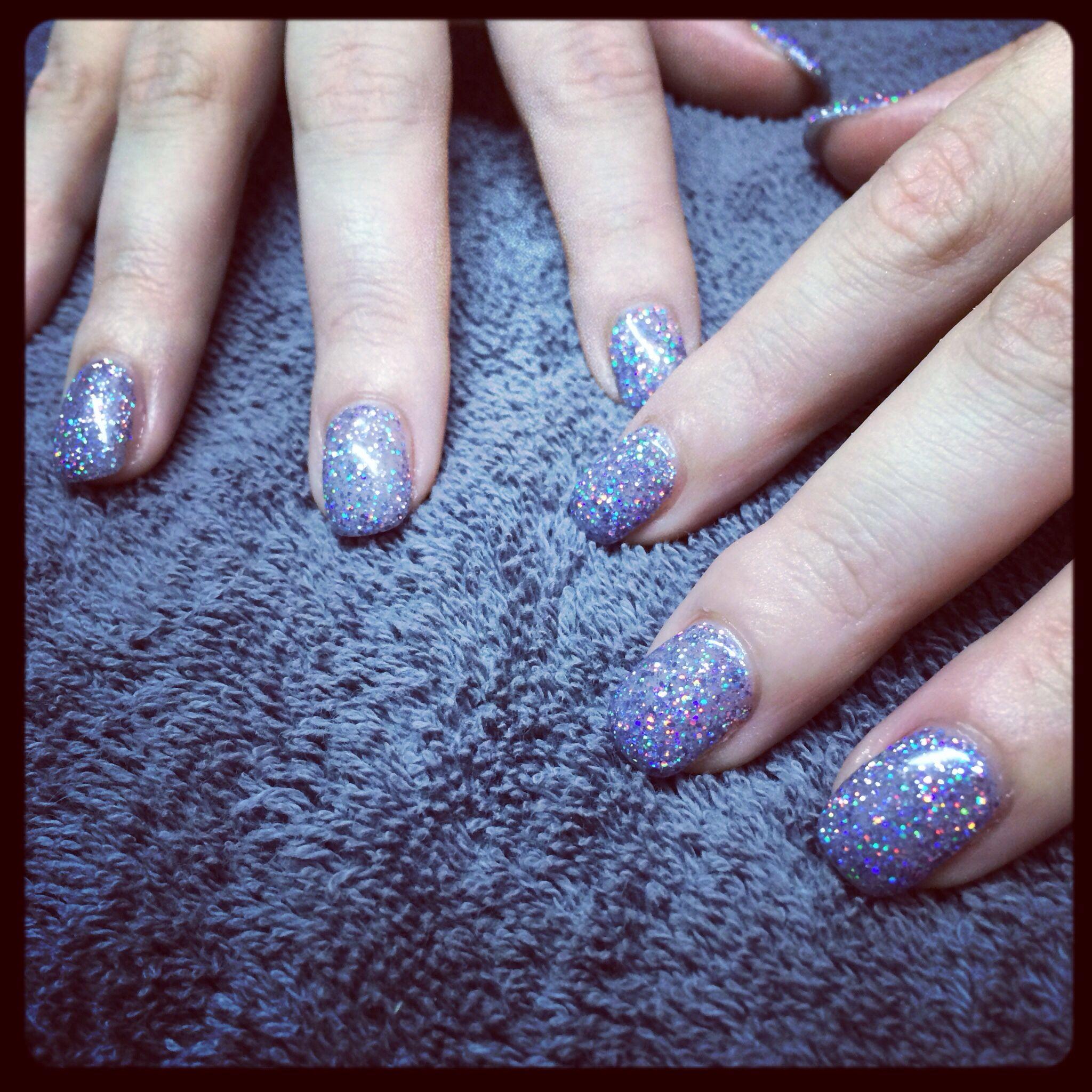 Glitter gel overlay nail designs pinterest gel overlay and