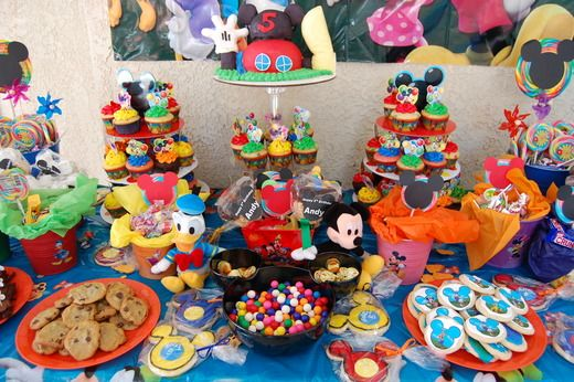 Mickey Mouse Clubhouse Birthday Party Ideas | Mickey mouse clubhouse ...