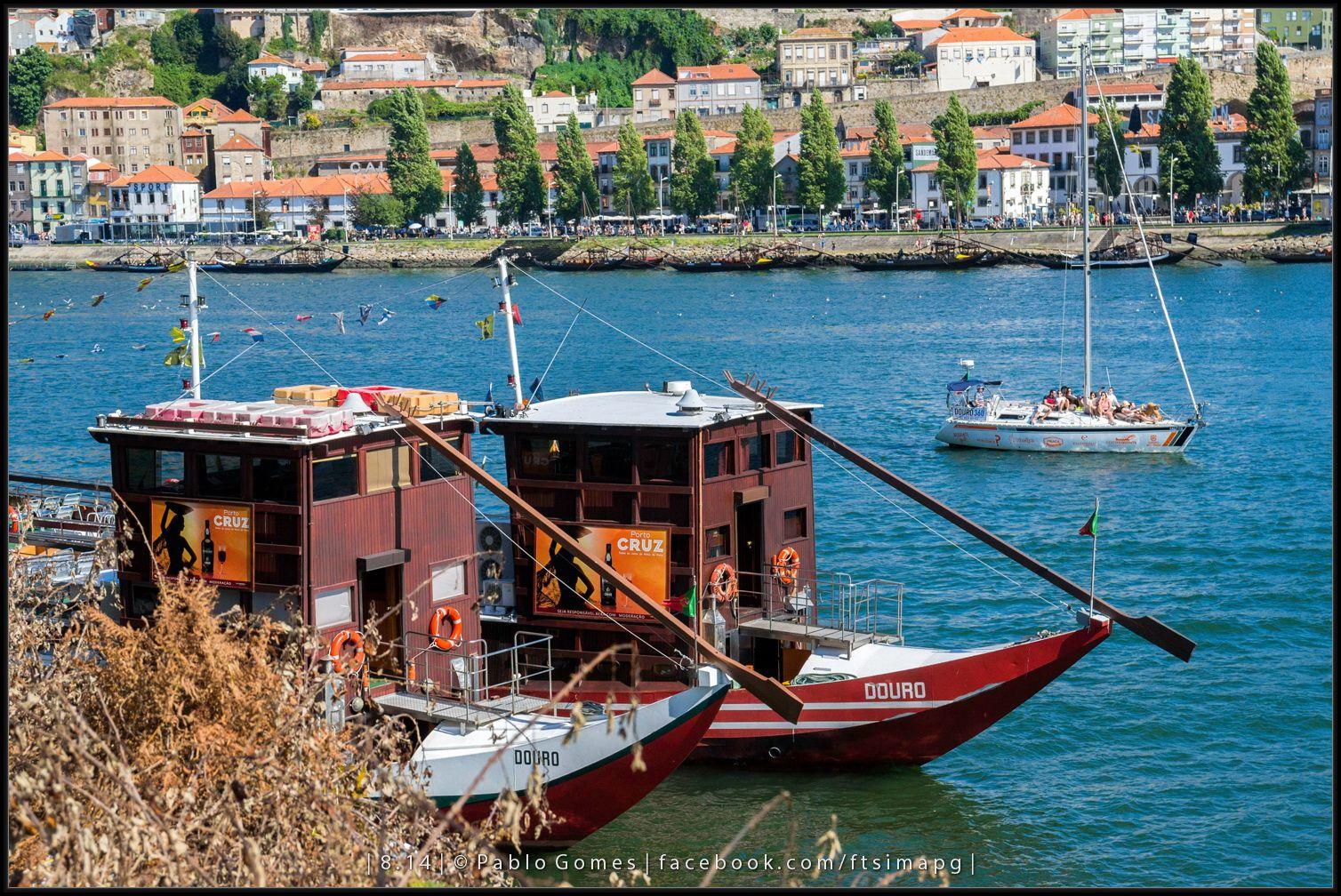 [2014 - Porto / Oporto - Portugal] #fotografia #fotografias #photography #foto #fotos #photo #photos #local #locais #locals #cidade #cidades #ciudad #ciudades #city #cities #europa #europe #boat #boats #barco #barcos #rabelo #rabelos #rio #rios #river #rivers #douro #duero @Visit Portugal @ePortugal @WeBook Porto @OPORTO COOL @Oporto Lobers