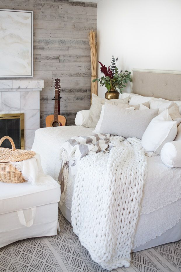 Fresh A fall home tour sharing farmhouse cottage style home decor and tips for decorating during Trending - New Cottage Style Bedroom Furniture Beautiful