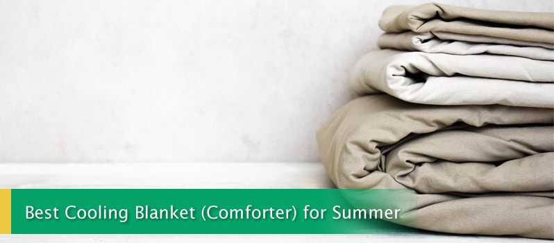8 Best Cooling Blankets For Summer Includes Top Weighted