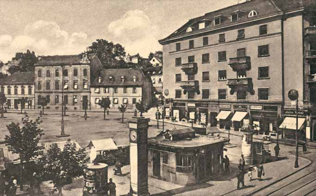 Present Day British Square Or As It Used To Be Called Mali Plac Small Market Is One Of Zagreb S Urban Symbols Its Nickna City Of Zagreb Zagreb Croatia