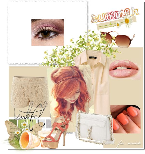 Summer, created by fashionista-gio on Polyvore