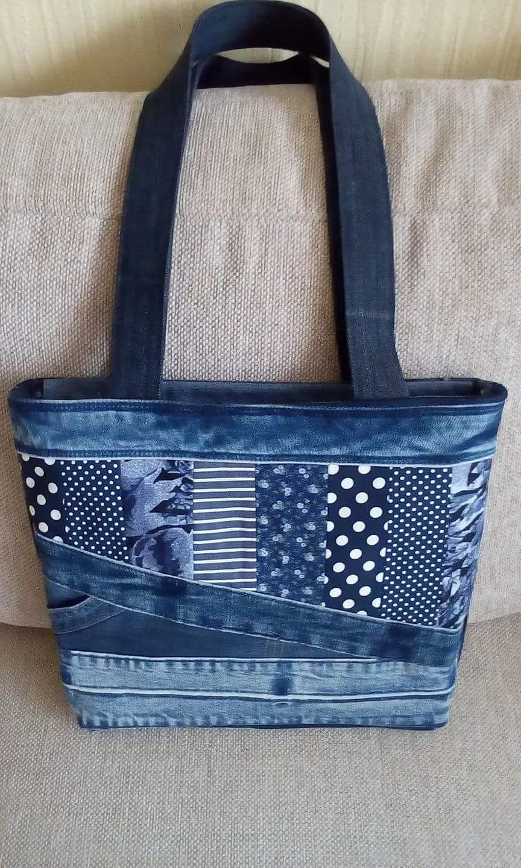 Pin von Szilvia Czuppon auf táskák | Pinterest | Jeanstasche ...