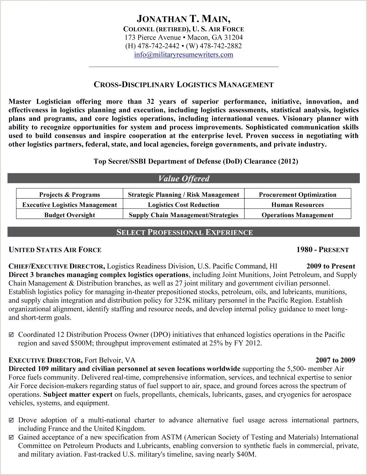 Professional Cv format for Hr Manager Type of Resume and