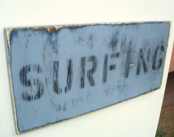 surfing decor surf decor wood wall picture nautical wood wall art