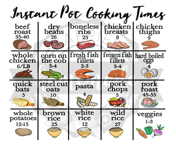 instant pot vinyl decal new and improved completely waterproof instant pot cooking times