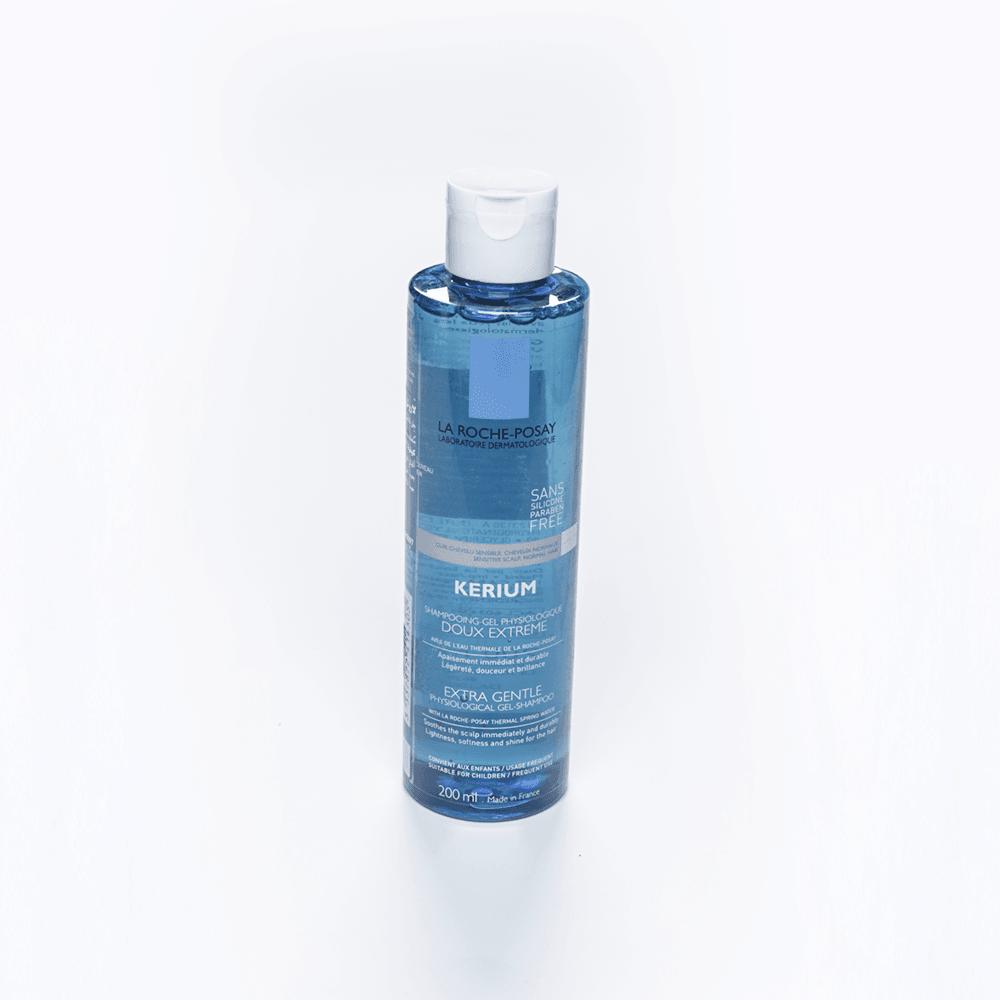 لاروش بوزيه كيريوم شامبو للشعر وفروة الراس الحساسة Shampoo Bottle Dish Soap Bottle Bottle
